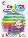Carioca glitterlim 6 farger