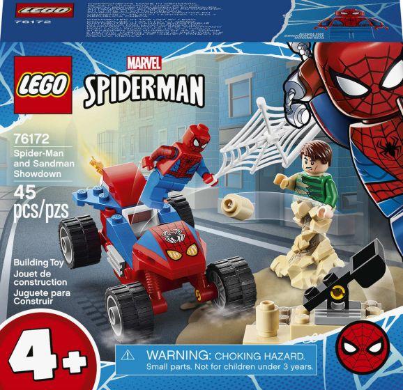 LEGO Marvel Super Heroes Sluttoppgjør mellom Spider-Man og Sandman
