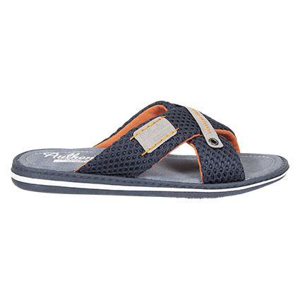Sebastian slippers marine