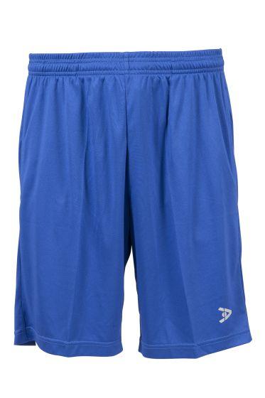 Active Sport Treningsshorts med lommer royalblå
