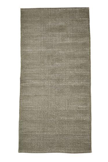 Dekke Stone rye 70x140cm grå