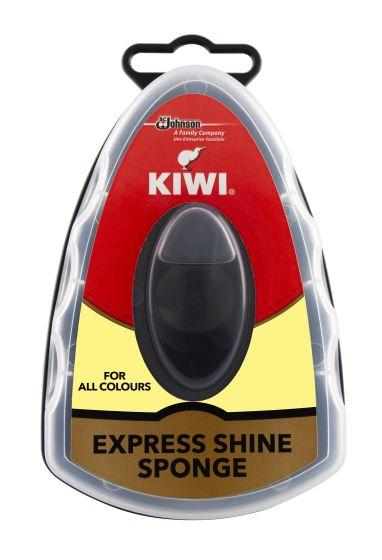 Kiwi express shine spong, nøytral nøytral