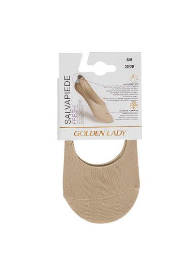 Golden Lady steps hud