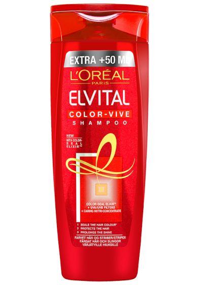 L'Oreal Paris Elvital Color Vive Shampoo color vive