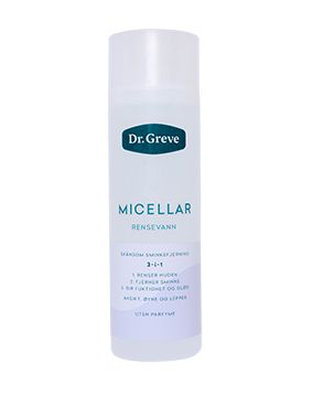 Dr. Greve micellar vann Original
