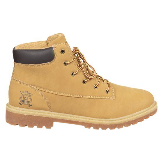 Vinson Polo Club Boots honninggul