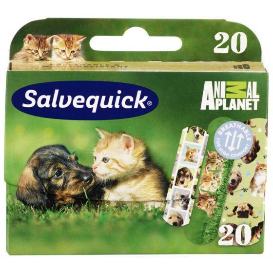 Salvequick Animal Planet plaster animal planet