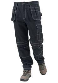 Worker bukse i 100% bomull
